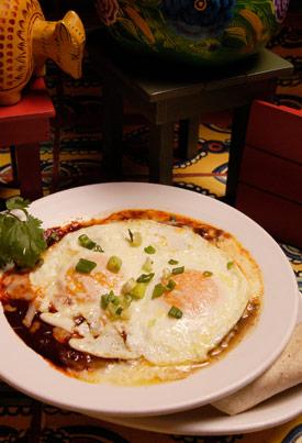 Pasqual S Restaurant Santa Fe New Mexico