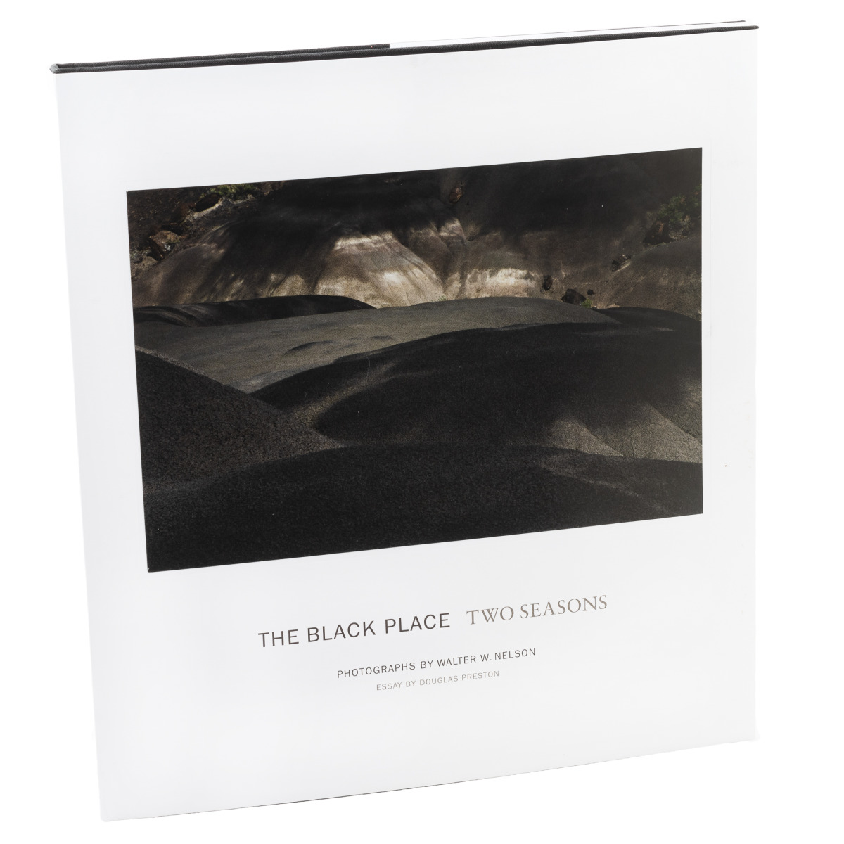 The Black Place, Two Seasons by Walter W. Nelson