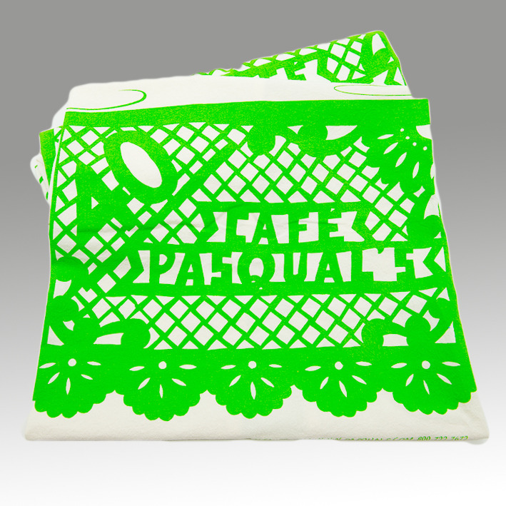 Kitchen Towel Lime Green Cafe Pasquals Online Store Santa Fe Nm